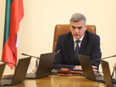Янев: Като служебно правителство сме призвани да гарантираме честни и свободни избори