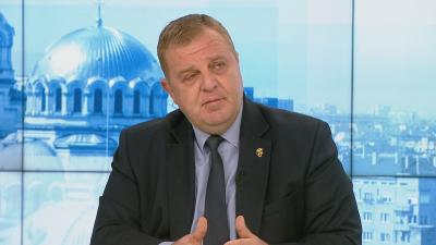 Каракачанов за проекта на Кирил Петков: Поредният проект за власт - нищо повече
