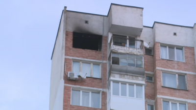 Взривилият се апартамент във Варна вероятно е бил нарколаборатория