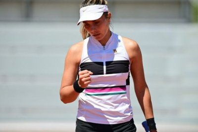 Виктория Томова се класира за 1/4-финал на турнира във Валенсия