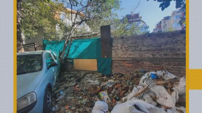 """След репортаж по БНТ: Изведоха самонастанили се роми от частен имот в """"Красно село"""""""