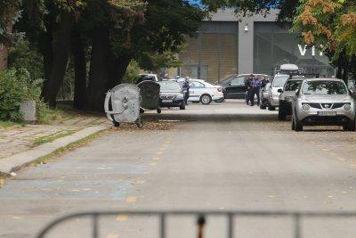 """44-годишен мъж е застрелян в квартал """"Сухата река"""""""
