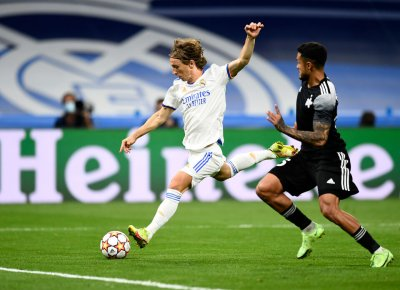 Реал (Мадрид) иска да задържи Лука Модрич