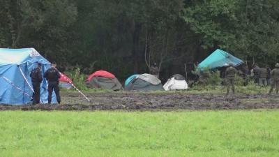 5 смъртни случая по границата на Полша с Беларус за месец