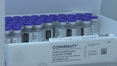 """15 000 дози от ваксината на """"Пфайзер"""" в Ямболско все още няма да бъдат бракувани"""