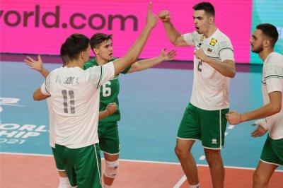 България – Чехия на Световното по волейбол до 21 години в събота