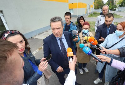 Янаки Стоилов: Главният прокурор вече се охранява от НСО