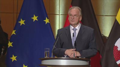 31 години от обединението на Германия