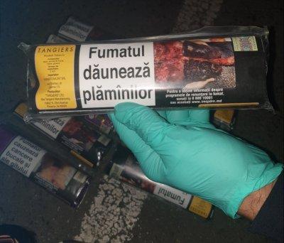 Задържаха двама в Люлин с 18 кг тютюн за наргиле без бандерол