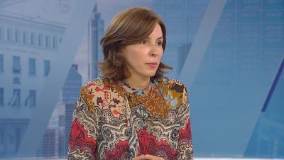 Илияна Цанова: Октомври е крайният срок, за да получим авансови плащания по Плана за възстановяване