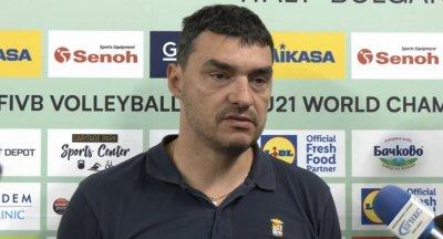Владимир Николов се оттегли като координатор на националните отбори