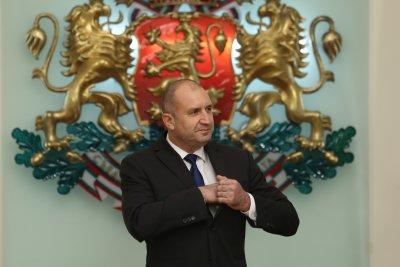 Радев: Доверието на българските граждани е нашият най-голям капитал