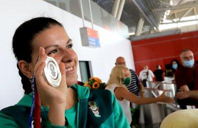 Антоанета Костадинова спечели титлата на Държавното първенство