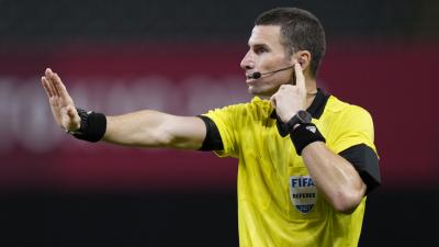 Георги Кабаков отново ще ръководи мач от Шампионската лига