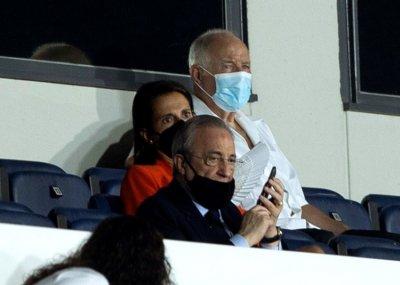 Перес уверен, че М'бапе ще премине в Реал още през зимата