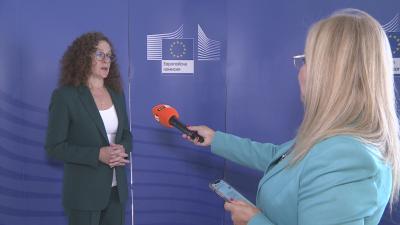 Специално пред БНТ: София ин'т Велд от Комитета за Граждански свободи на ЕП