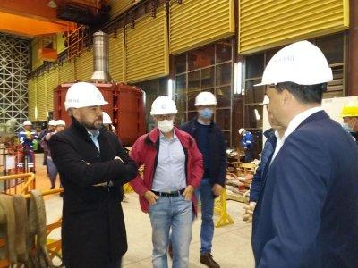 Министър Живков: Спазването на сроковете при ремонтните дейности на ПАВЕЦ Чаира е от критична важност