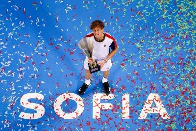 Яник Синер триумфира на Sofia Open за втора поредна година