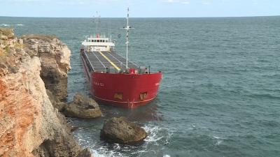"""Фирмата, участвала в акцията за """"Курск"""", подготвя план за кораба край Камен бряг"""