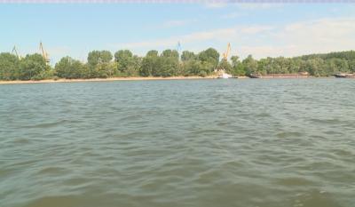 Нивото на река Дунав е критично ниско