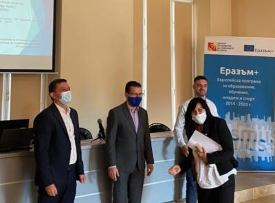 Четири училища получиха Европейската награда за иновативно обучение