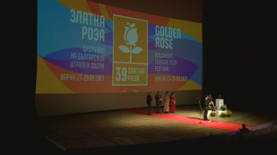 """Кои са призьорите на фестивала за игрално кино """"Златна роза"""" във Варна?"""