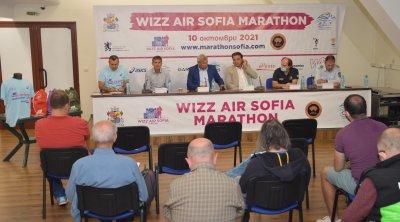 Атакуват държавните рекорди на Софийския маратон