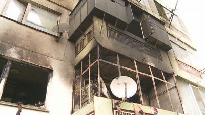 Родителите на загиналите при пожара във Варна деца са задържани за 72 часа