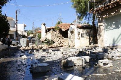 6,2 по Рихтер разтърси Крит, има предупреждение за цунами
