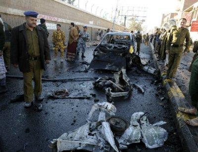Взрив в Йемен, най-малко четирима са убити