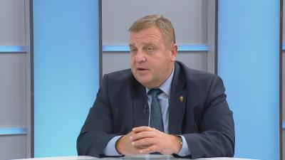 Каракачанов: Не може Р Северна Македония, която не спазва договора с България, да бъде протежирана за преговори с ЕС