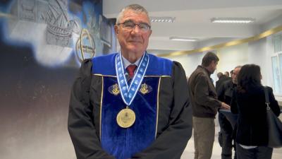 Христо Пимпирев стана почетен професор на Висшето военноморско училище във Варна