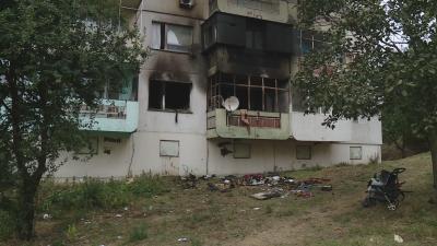 Оставят в ареста родителите на децата от опожарения апартамент във Варна