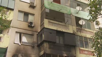 След пожара във Варна: Към момента не може да се говори за умишлено убийство на двете деца