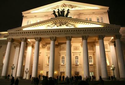 Декор падна и уби актьор по време на представление в Болшой театър