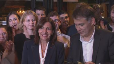 Кметът на Париж влиза в надпреварата за президент на Франция
