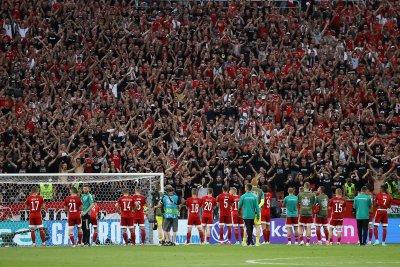 ФИФА ще санкционира Унгария и Албания след провиненията на феновете