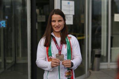 Биляна Дудова в битка за световното злато по БНТ 3