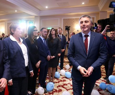 Мустафа Карадайъ и Искра Михайлова са кандидатите за президент и вицепрезидент на ДПС