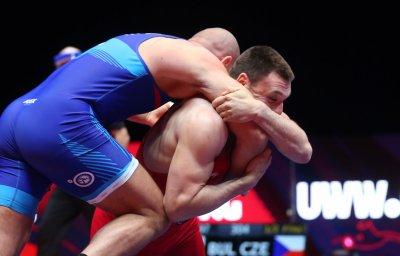 Борецът Кирил Милов бе спрян от седмия на Олимпиадата