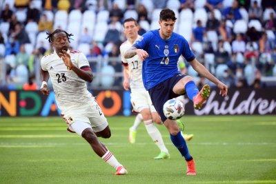 Италия надви Белгия в малкия финал на Лигата на нациите