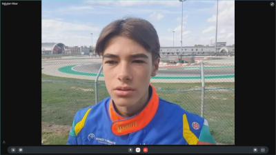 14-годишен българин с реални шансове да стане пилот от Формула 1