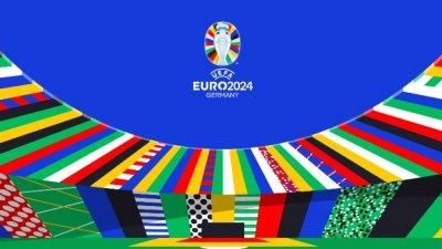 УЕФА представи логото на Евро 2024