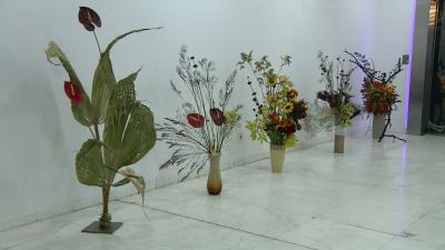 В дните на японската култура: Подредиха изложба на икебана в Пловдив