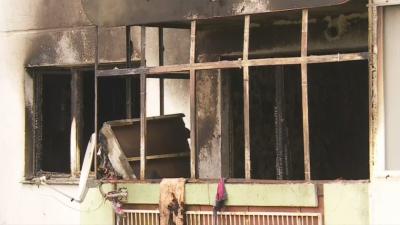 Разследват умишлено убийство след пожара във Варна, при който загинаха две деца