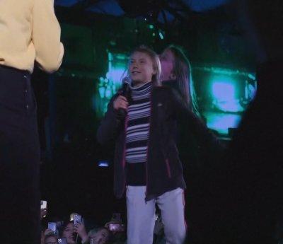 Грета Тунберг се развихри на концерт за климата (ВИДЕО)