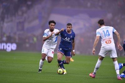 Марсилия и ПСЖ не се победиха в дербито на Франция