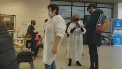 """Новите мерки - проверяват ли за """"зелен сертификат"""" на Летище София?"""