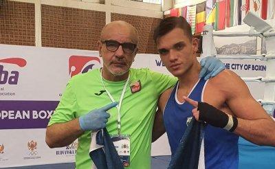 Още един наш боксьор в битка за златото на Европейското за младежи