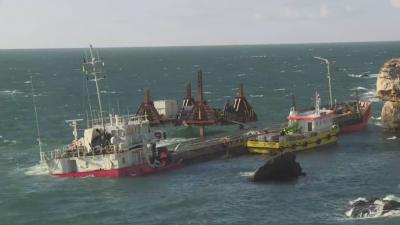 """Кризата с """"Вера Су"""": И днес не започна разтоварването на кораба"""